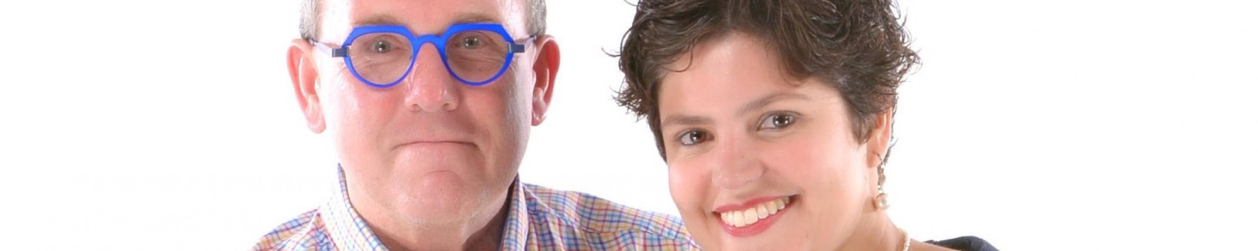 Kinesitherapeuten Luciane en Steven